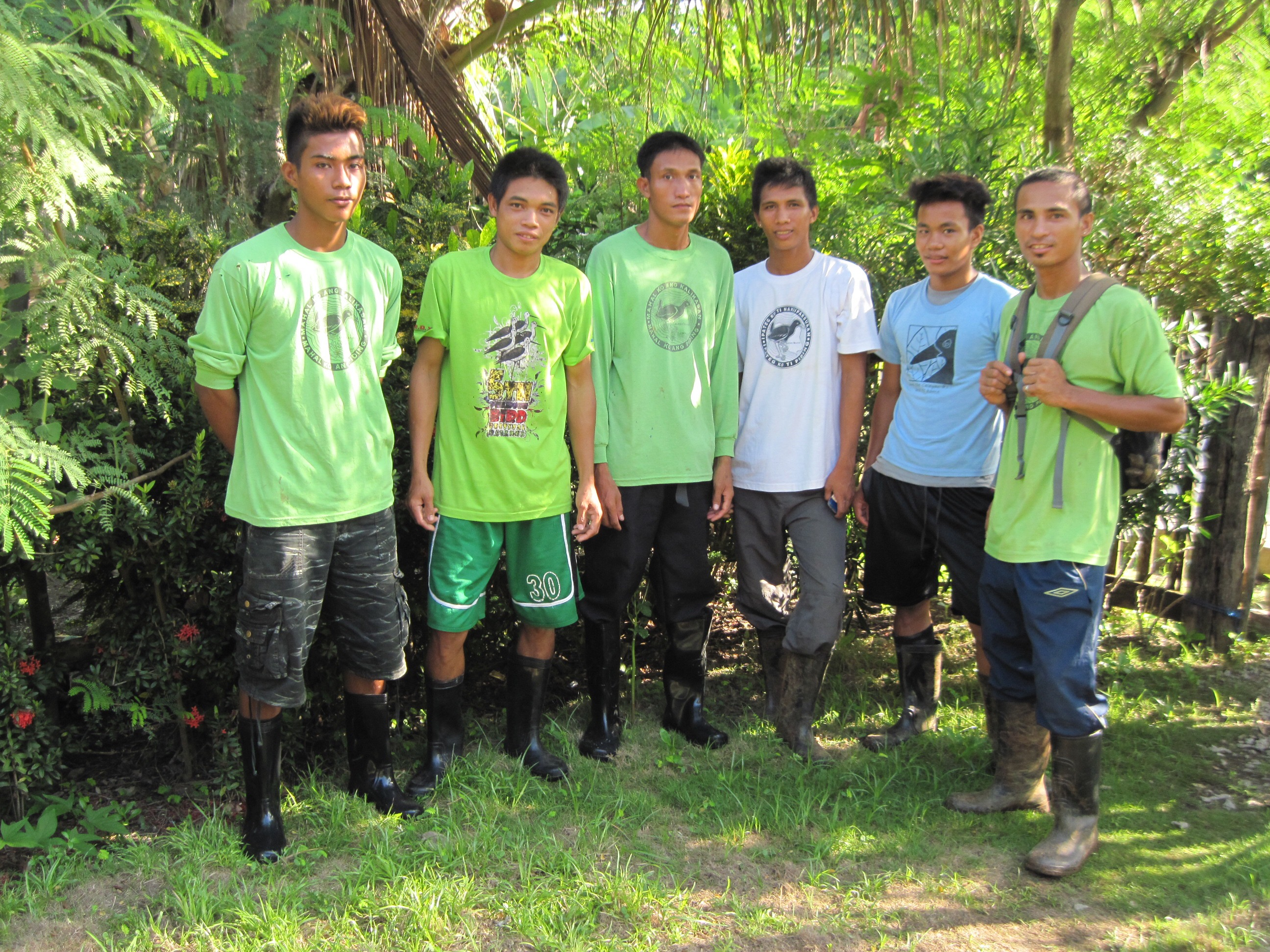 Calayan Rail Survey Team